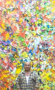 Tran Tuan Abstract - Tran Tuan Portrait Profile Picture