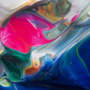 Abstract The Flying of Soul 2021 Detail 20